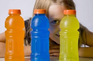 Bebidas energéticas y niños