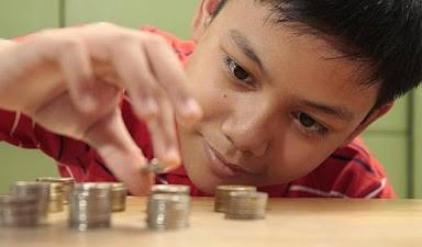 Niños y paga semanal