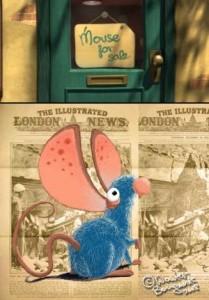 Ratón en venta (2010)
