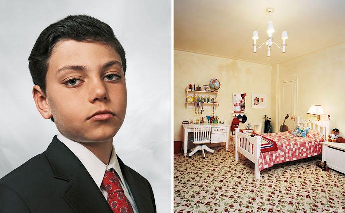 Dónde duermen los niños