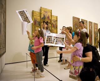 museos con los niños