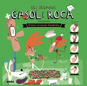 libros para niños. GASOL - ROCA