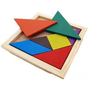 Tangram. Puzzles de ingenio