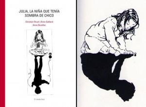 JULIA, LA NIÑA QUE TENÍA SOMBRA DE CHICO'