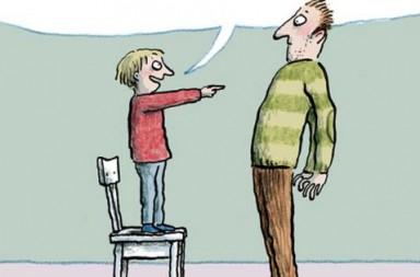 Cuéntamelo todo, ¿qué debe saber un niño?