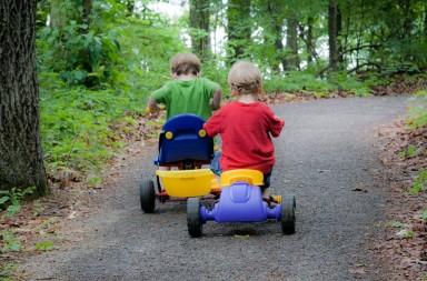 Nuestros niños no deberán aprender a conducir