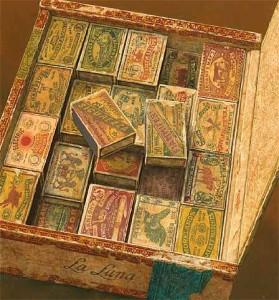 El DIARIO de las cajas de fósforos 3