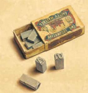 El DIARIO de las cajas de fósforos 7