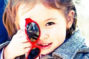 GAFAS DE SOL para niños ¿son recomendables