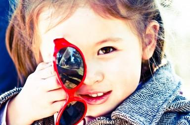 GAFAS DE SOL para niños ¿son recomendables?