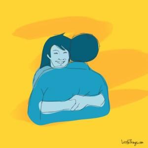 10 abrazo muñeco de trapo