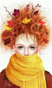 11 Ilustración de Morgan Davidson