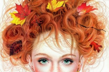Ilustración de Morgan Davidson