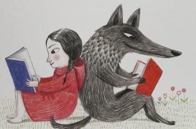 El bien y el mal: el lobo feroz no es malo