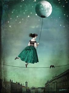 Ilustración de Catrin Welz-Stein