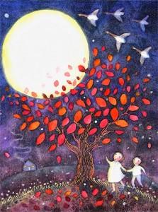 Ilustración de Kristina Swarner