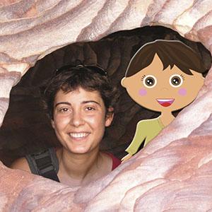 Eva y su avatar