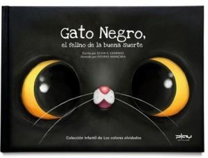 Gato Negro, el felino de la buena suerte