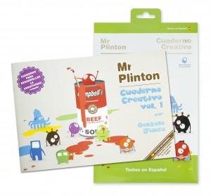 Mr. Plinton. Cuadernos y Juguetes Creativos
