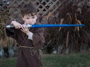 Disfraces infantiles seguros