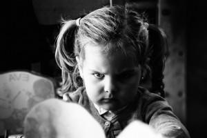 Conducta violenta en la infancia