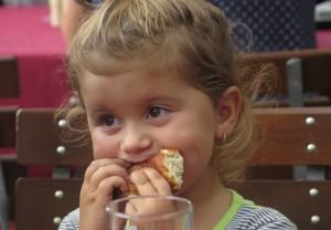 Escolares con hambre