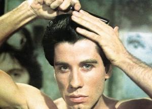 John Travolta en Fiebre del sábado noche (1977)