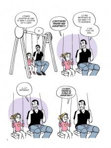 Ilustración de 'Una semana de cada dos'
