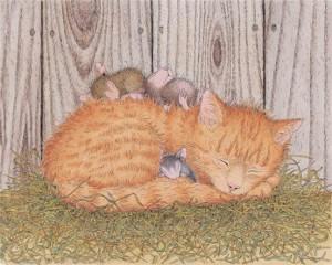 Ilustración de Ellen Jareckie