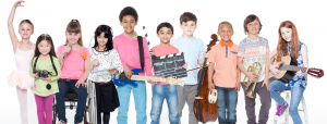 Ten Pieces. Música clásica para niños y jóvenes