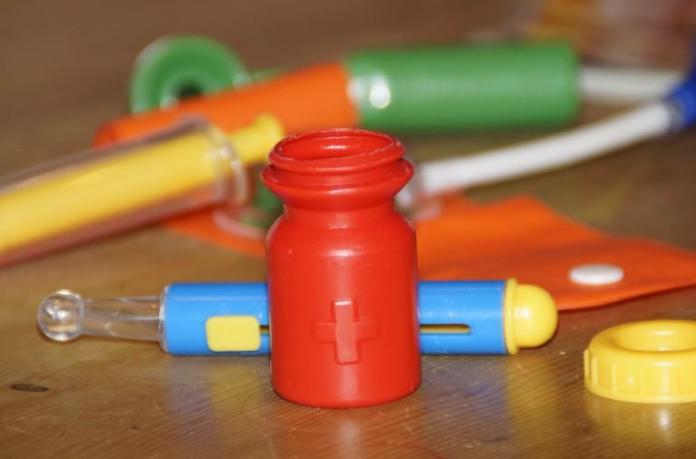 Medicamentos y su uso en niños