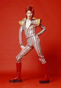 David Bowie, 1973 / Masayoshi Sukita