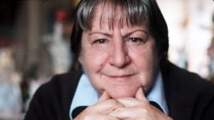 Gloria Fuertes, en 1978. Fotografía de Ricardo Marín.