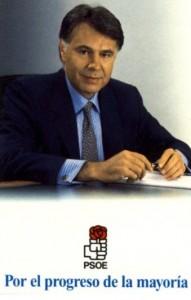 Cartel electoral del PSOE de 1993.