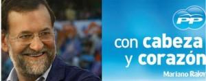 Mariano Rajoy se presentó de nuevo en 2008. Volvió a perder.