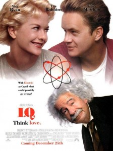 El genio del amor (I.Q.) (1994)