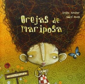 'Orejas de mariposa', de Luisa Aguilar