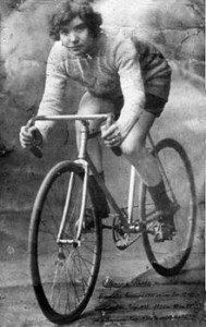 ALFONSINA STRADA ● Ciclista