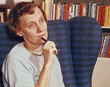 ASTRID LINDGREN ● Escritora. Fotografía en torno a 1960