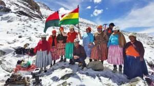 CHOLITAS ESCALADORAS ● Alpinistas
