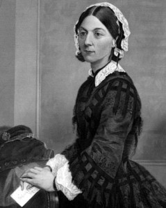 FLORENCE NIGHTINGALE ● Enfermera
