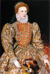 Retrato de Isabel I de Inglaterra, hacia 1575