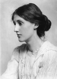 Virginia Woolf a los veinte años