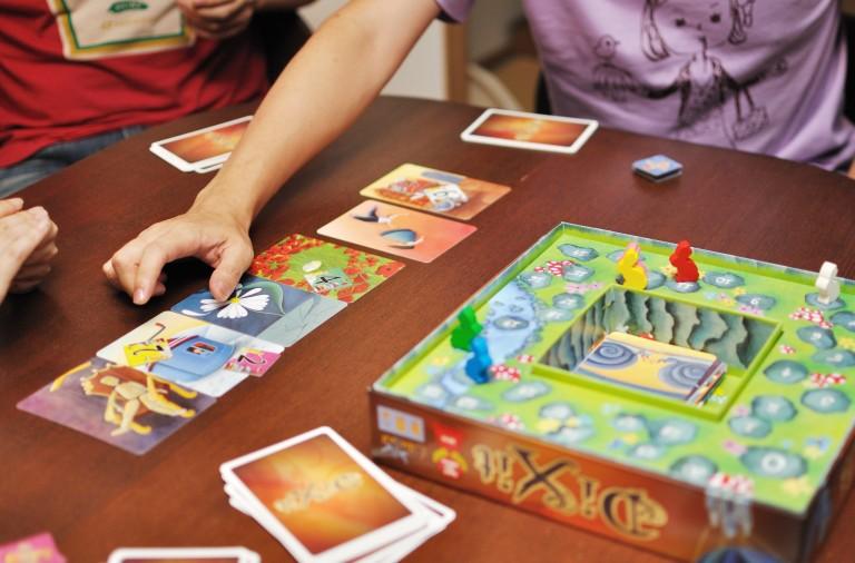 Juegos de mesa divertidos para niños