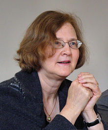 Elizabeth Blackburn, bióloga molecular, en 2009.