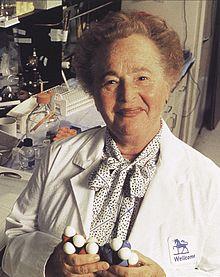 Gertrude Elion, farmacóloga y bioquímica.