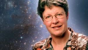 Jocelyn Bell Burnell, astrofísica.