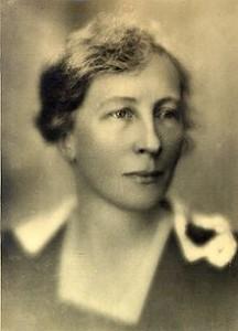 Lillian Gilbreth, psicóloga e ingeniera industrial.