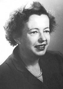 Maria Goeppert-Mayer, física teórica.