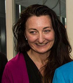 May-Britt Moser, psicóloga y neurocientífica, en 2014
